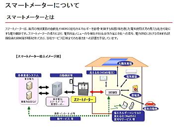 個人の節電対策から全体の節電対策へ